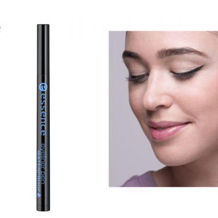 Essence Eyeliner Pen Waterproof 01 Deep Black