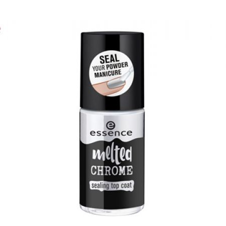 Essence Melted Chrome Sealing Top Coat 8 ml