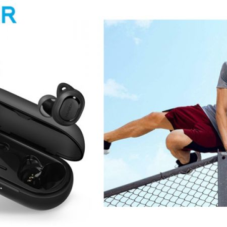 Anker Soundcore Liberty Lite Wireless Earbuds