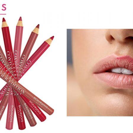 Bourjois Lips Contour Edition Pencil - 03 Alert Rose