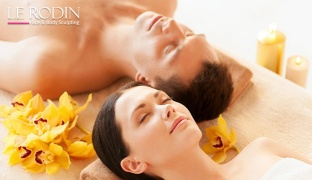 100 min. Caught Together Couple's Spa Treatment