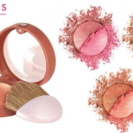 Bourjois Duo Blush Sculpt - 02 Romeo Et Peachette