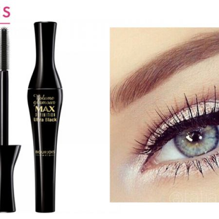 dbd4a0d38ed Bourjois Volume Glamour Max Definition Mascara Ultra Black - Makhsoom