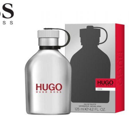 Hugo Boss Iced Eau De Toilette For Men - 75 ml