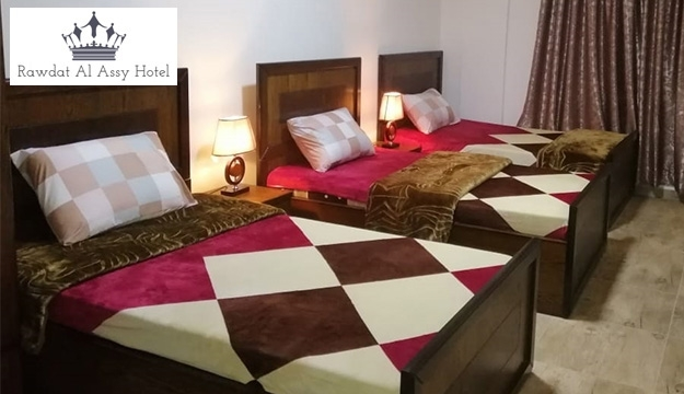 1-Night Stay For Two With Set Formula & Guided Lunch Tour
