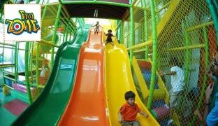 Kids Playground Entrance Pass Valid on Weekdays