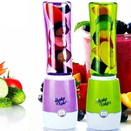 Shake N Take 3 Fruit Juicer Blender 180 W - Pistache