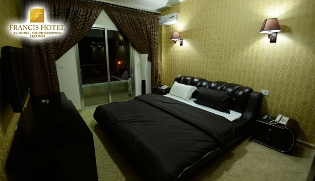 1-Night Stay For Two With Breakfast, Jacuzzi & Chimney