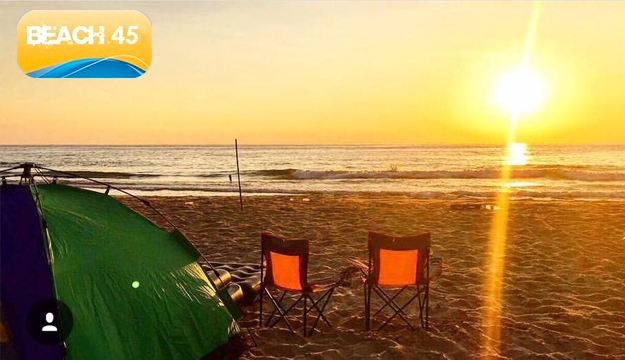 Camping Night with Day Beach Access - Makhsoom