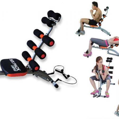 Six Pack Care Fitness Machine Core Abdominal Trainer Back