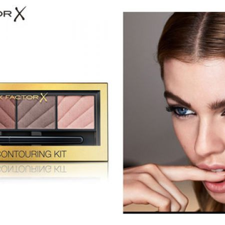Max Factor Brow Contouring Powder Kit 4 Colors