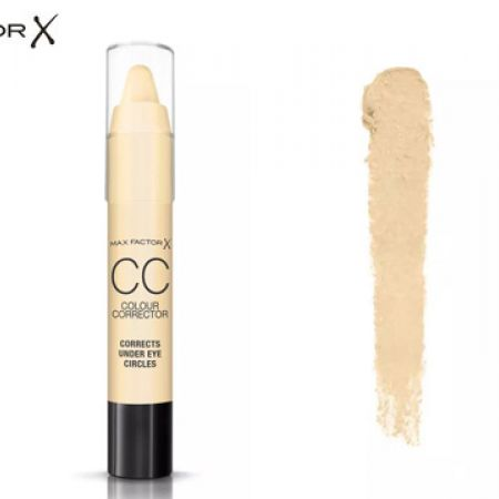 e78afe675ad Max Factor Colour Corrector Stick Yellow The Brightener Corrects Under Eye  Circles