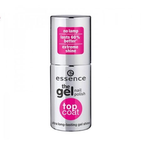 Essence The Gel Nail Polish Top Coat