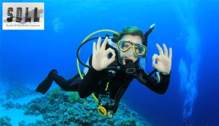 Try Scuba Diving in Open Water Condition