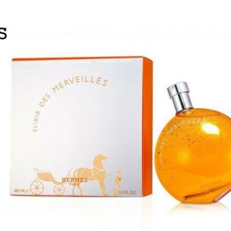 Hermes Eau Des Merveilles Elixir Eau De Parfum For Women -100 ml