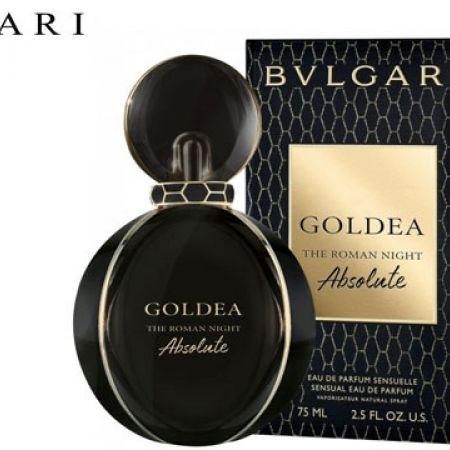 Bvlgari Goldea The Roman Night Absolute Eau de parfum For Women - 50 ml