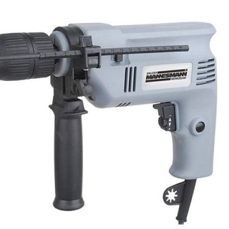 Bruder Mannesmann Electronic Hammer Impact Drill 1000 W