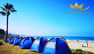 Tent Rental For One With Breakfast & Full Day Entrance