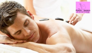 60 min. Massage & Facial Spa Package For Men