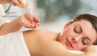 60 min. Full Body Oil Massage With Cupping Therapy