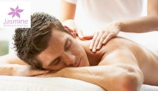 75 min. Full Body Massage With Hot Stones, Hot Towel & Facial Treatment