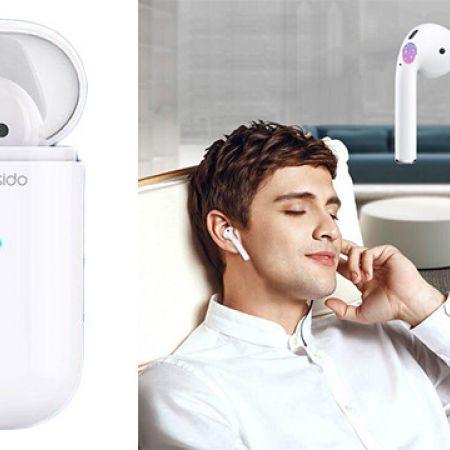 Yesido White Single Earbud