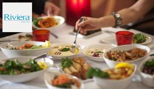 Iftar Set Menu Valid on Weekdays