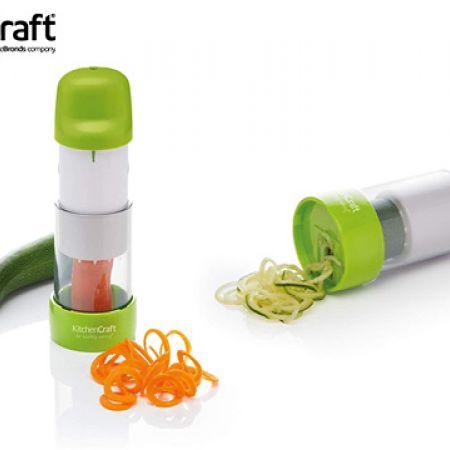 KitchenCraft Healthy Eating Hand Held Vegetable Spiralizer