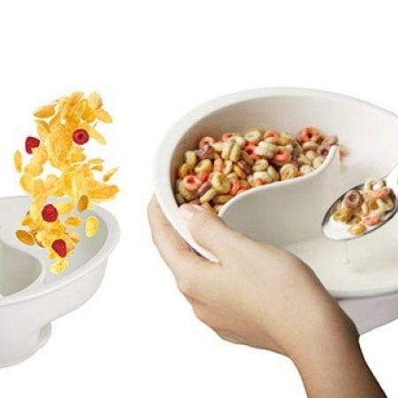 Design N Grip The Original Never Soggy Cereal Bowl
