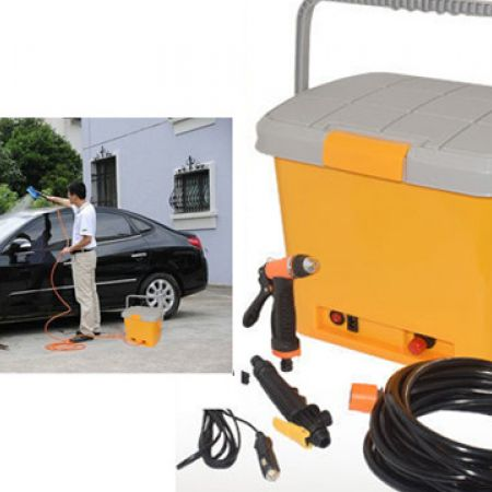 Mini Portable High Pressure Powerful Electric Car Washer Kit
