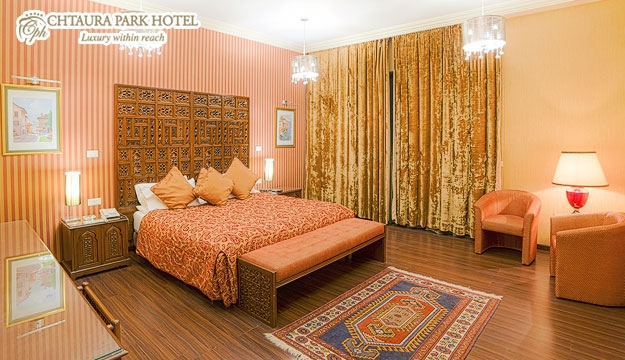 1-Night Stay For Two in a Al Yasma Suite With Breakfast