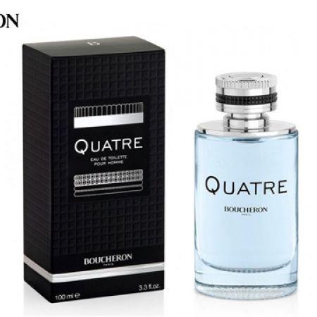 Boucheron Quatre Homme Eau de Toilette for Men - 100 ml