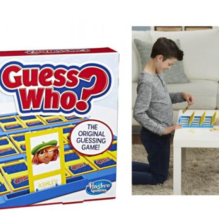Hasbro Guess Who? - French Version
