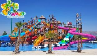 Waterpark Entrance For Kids Valid on Weekdays
