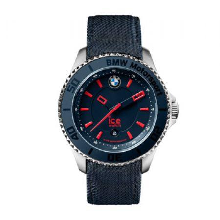 Ice Watch BMW Motorsport Canvas Chronograph Round Watch Unisex