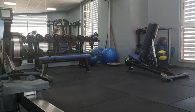 1-Month Gym Membership With Access To Classes - Makhsoom