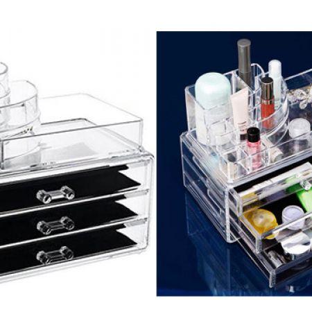 Design Acrylic Stylish Cosmetic Storage Box