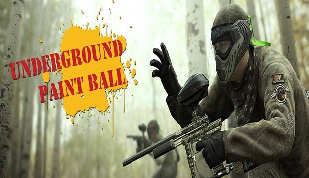 2-Hour Paintball Battle