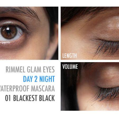 4f1d3aed201 Rimmel GlamEyes London Day 2 Night Mascara 001 Black - Makhsoom