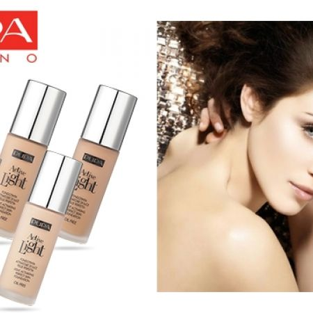 Pupa Active Light Activating Foundation SPF 10 - 020 Nude