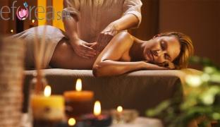 95 min. Massage & Body Scrub Spa Package