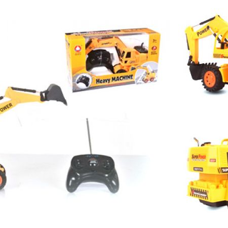 Hydraulic Excavator Bulldozer Truck With Remote Control