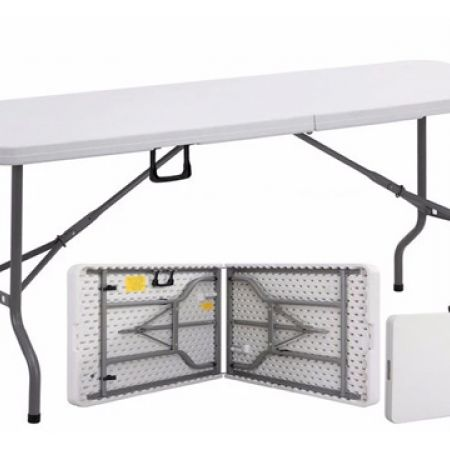 Folding Portable Camping Table - 120 cm