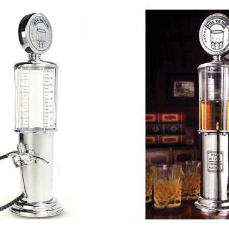 Beverage Bar Butler Pump Gas Station Dispenser Machine 900 ml