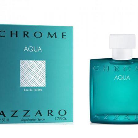 Azzaro Chrome Aqua Eau de Toilette For Men - 50 ml