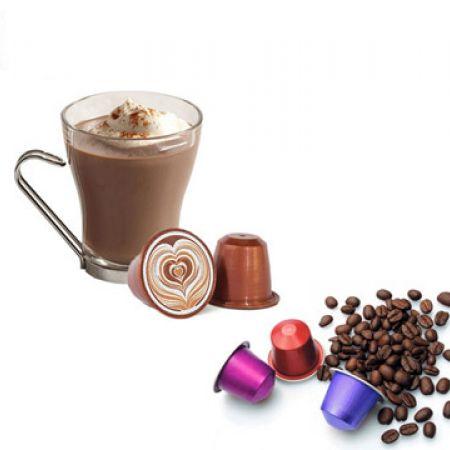 Levanto Pack Of Nespresso Compatible Capsule 10 Pcs - Inteso