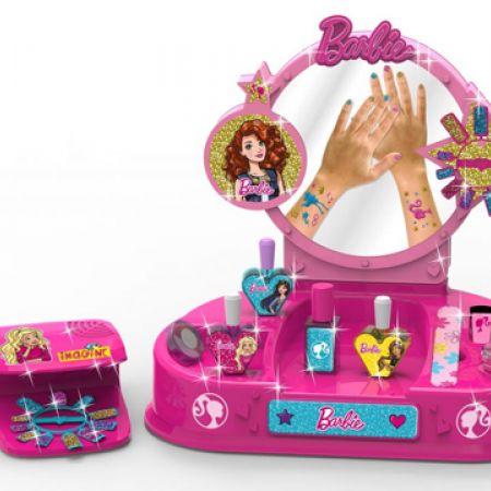 Bildo Barbie Nails Studio