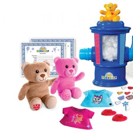 Spin Master Build A Bear Workshop Stuffing Station