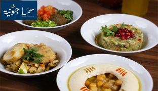 Lebanese Set Menu With Soft Drink or Half Bottle of Alcohol