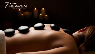 60 min. Swedish Massage With Hot Stones, Hot Towels or Bamboo Massage